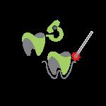 Υπηρεσία 1 Οδοντιατρικό Μικροσκόπιο & Laser